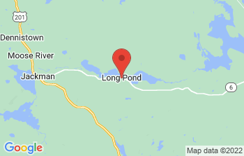 Map of Long Pond