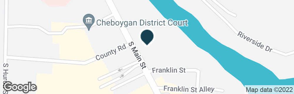 Google Map of991 S MAIN ST