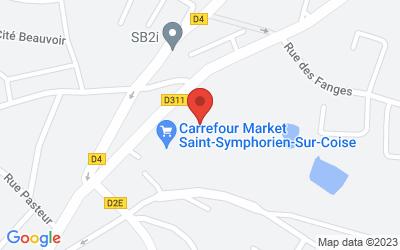 240 Avenue Emmanuel Clément, 69590 Saint-Symphorien-sur-Coise, France