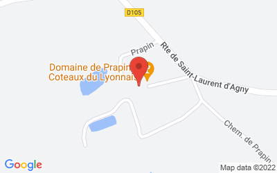 lieu-dit prapin, 685 Route de Saint-Laurent d'Agny, 69440 Taluyers, France