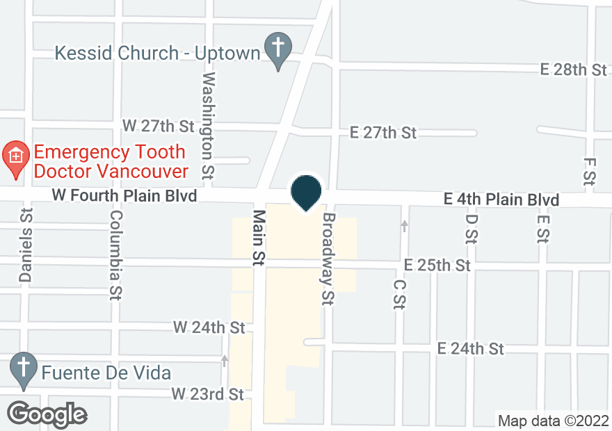 Google Map of2521 MAIN ST