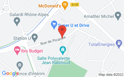 193 rue de Picardie, 38290 La Verpillère