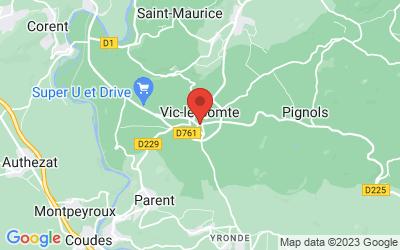 224 Boulevard du Jeu de Paume, 63270 Vic-le-Comte, France