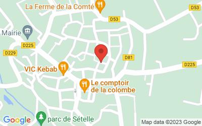 Place de l'Église, 63270 Vic-le-Comte, France