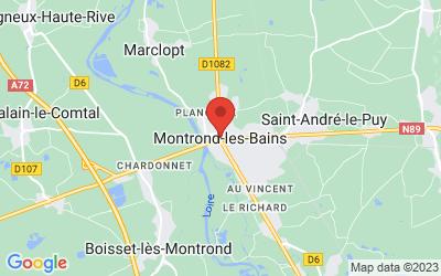 42210 Montrond-les-Bains, France