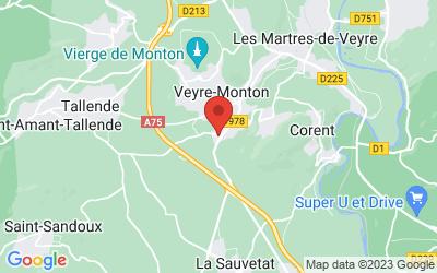2 Route d'Issoire, 63960 Veyre-Monton, France