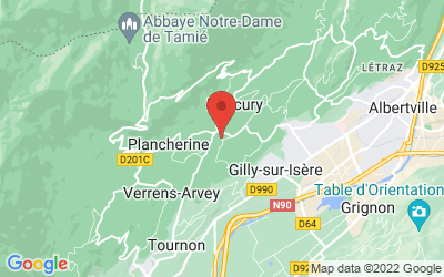 Gémilly, 73200 Mercury, France