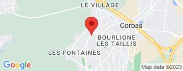 Carte Le Polaris - Corbas (Théâtre) - Petit Paumé