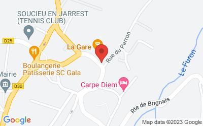 17 rue de Verdun, 69510 Soucieu-En-Jarrest, Rhone-Alpes, France