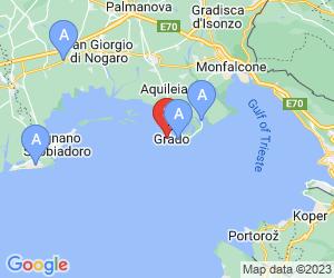 Karte für Nauthotel Porto San Vito