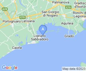 Karte für Adria