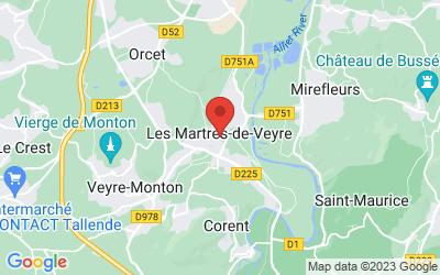 9 Rue Saint-Jean Baptiste, 63730 Les Martres-de-Veyre
