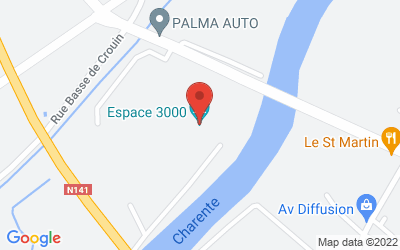 Espace 3000 Esplanade de la Croix MontametteBd Oscar Planat
