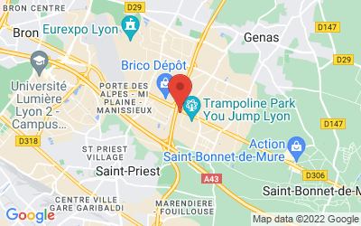 179 Route de Grenoble, 69800 Saint-Priest, France
