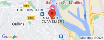 Carte Super Halle - Petit Paumé