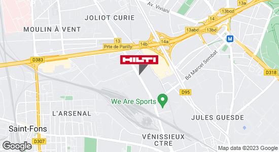 Hilti Store - Lyon / Vaulx en Velin