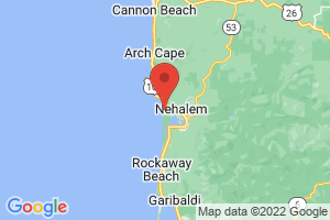 Map of Manzanita