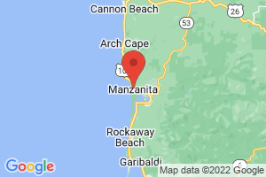 Map of Manzanita Area