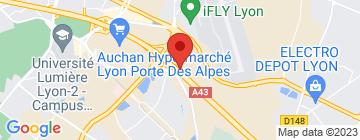 Carte Gliss'On Lyon  - Petit Paumé