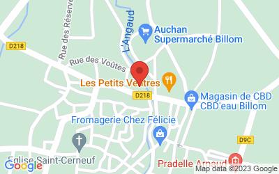 63160 Billom, France