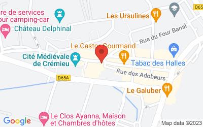 6, place del'Eglise, 38460 Crémieu, Rhone-Alpes, France