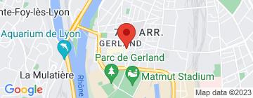 Carte Gochi Gerland - Fermé - Petit Paumé