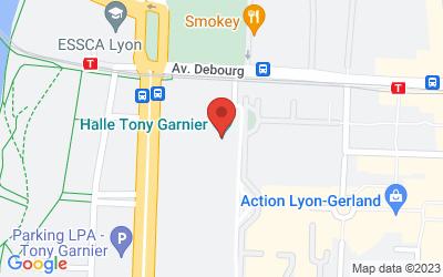 20 Place Docteurs Charles et Christophe Mérieux, 69007 Lyon, France