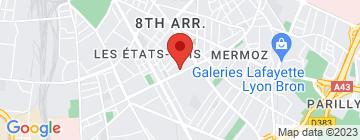 Carte Auto-école Beauvisage - Petit Paumé