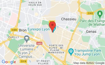 Eurexpo Hall 2 - Avenue Louis Blériot - Chassieu Lyon