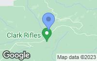 Map of Brush Prairie, WA