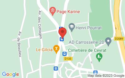63122 Ceyrat, France