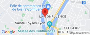 Carte La Sucrière - Petit Paumé