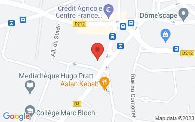 38 Place Joseph Gardet, 63800 Cournon-d'Auvergne, France