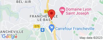Carte Marché place de l'europe - Petit Paumé