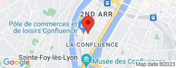 Carte Confluence - Petit Paumé