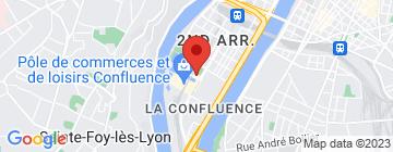 Carte Etienne coffee shop Lyon Confluence - Petit Paumé
