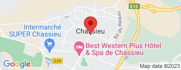 Carte Karavan Théâtre - Ville de Chassieu - Petit Paumé
