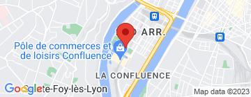 Carte Indochine Confluence - Fermé - Petit Paumé
