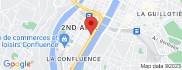 Carte Red District - Petit Paumé