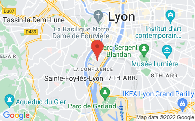 68 Cours Charlemagne 69002 Lyon