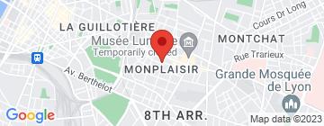 Carte Cave Monplaisir - Petit Paumé