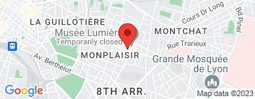 Carte Fromagerie Lumière - Petit Paumé
