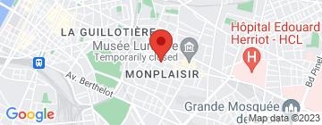 Carte Monplaisir Côté Cour - Petit Paumé