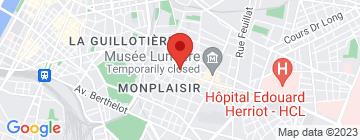 Carte Le Moulin - Petit Paumé