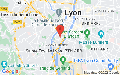 42 cours charlemagne, 69002 Lyon, France