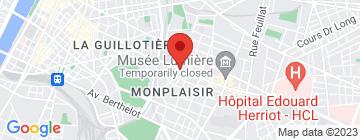 Carte Institut Eleusis - Fermé - Petit Paumé