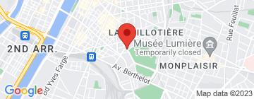 Carte Victoria Hall - Lounge bar - Petit Paumé
