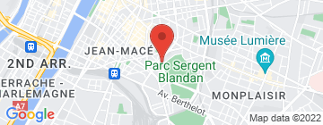 Carte L'Appart (Jaurès) - Petit Paumé