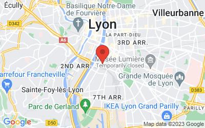 1 Place Jules Guesde 69007 Lyon