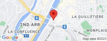 Carte Café du 7ème Art - Petit Paumé